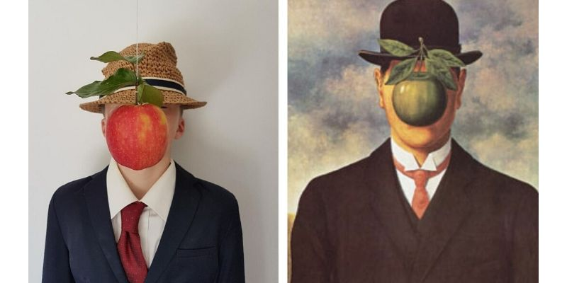 Getty Museum Challenge Magritte