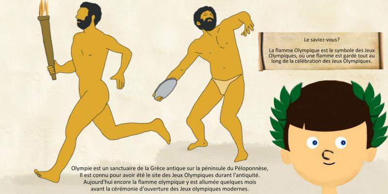 Grèce antique jeux olympiques