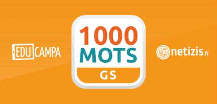 1000 mots GS apprendre à lire