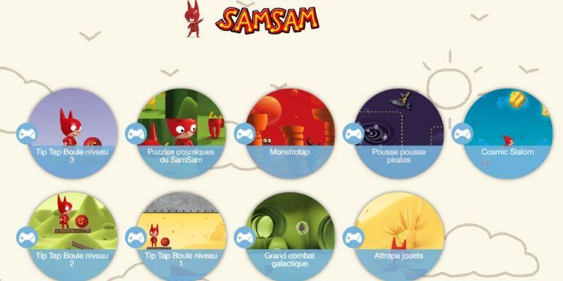 héros Bayam samsam