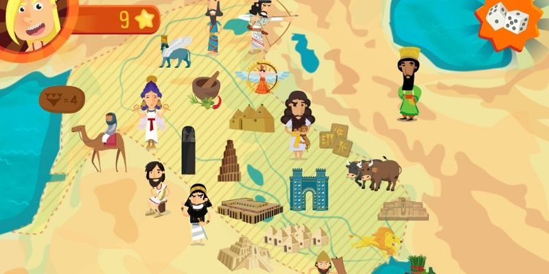 History for Kids mesopotamie