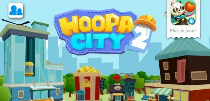 Hoopa city 2 app enfant
