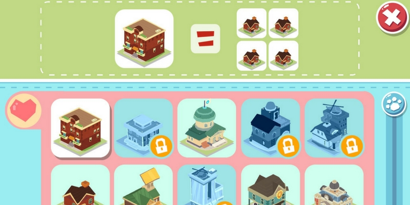 Hoopa City 2 combinaisons