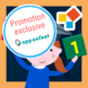 icone Maternelle Montessori promo application enfant