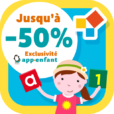 Maternelle Montessori Edoki application enfant