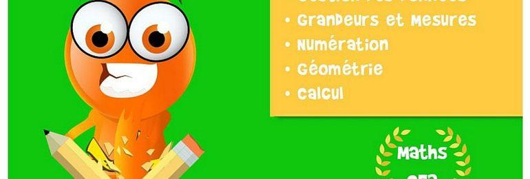 iTooch application maths en CE2
