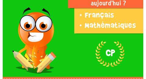 iTooch français et maths en CP