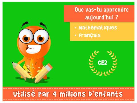 iTooch français et maths en CE2
