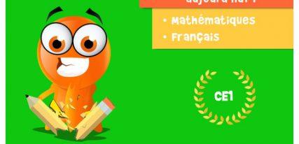 iTooch français et maths en CE1