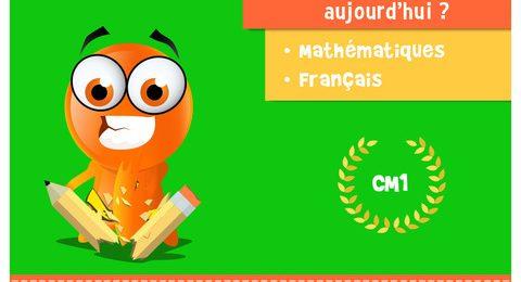 iTooch français et maths en CM1