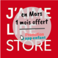 JLS icone application promo