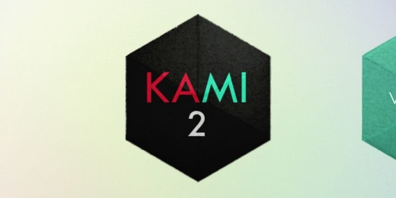 Kami 2 application logique zen