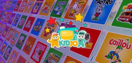 Kidjo TV sur iPad