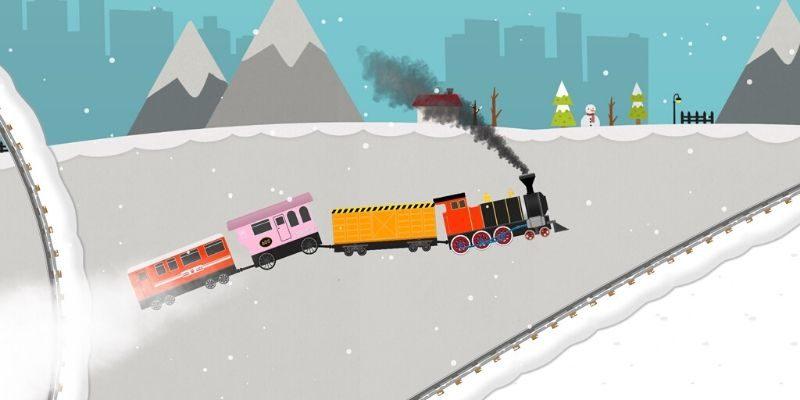 Labo Brick Train Application