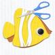 labo papier poisson app