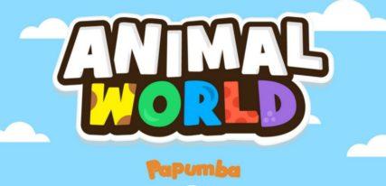 Le monde des animaux application enfants