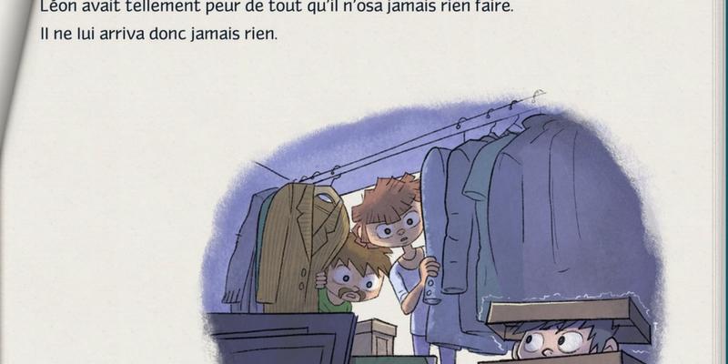 Léon! fin 2