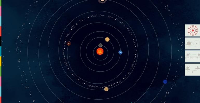 L'espace systeme solaire