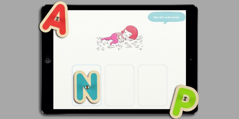 Lil reader application anglais apprendre à lire