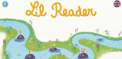 Lil reader application pour apprendre l'anglais