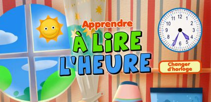 application lire-lheure