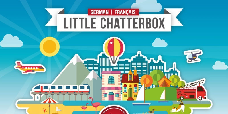 Little Chatterbox app-enfant langues etrangeres