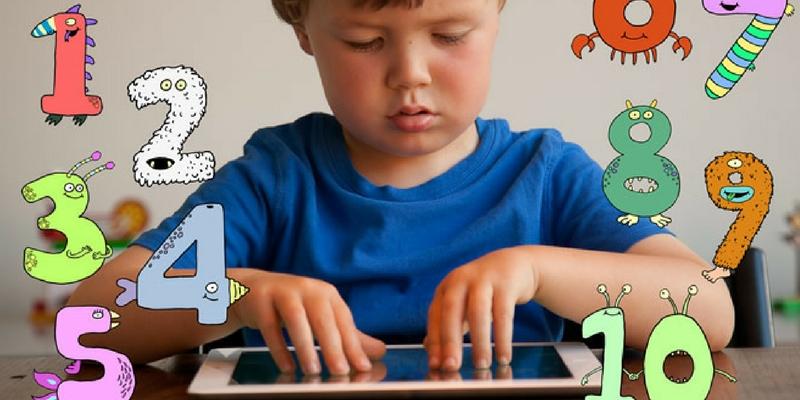 little digits app apprendre à compter doigts