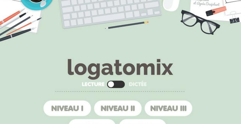 Logatomix lecture orthophonie
