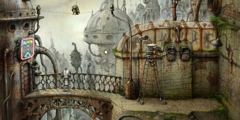 Machinarium app-enfant