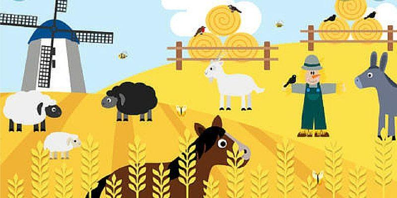 Make a scene- Farmyard