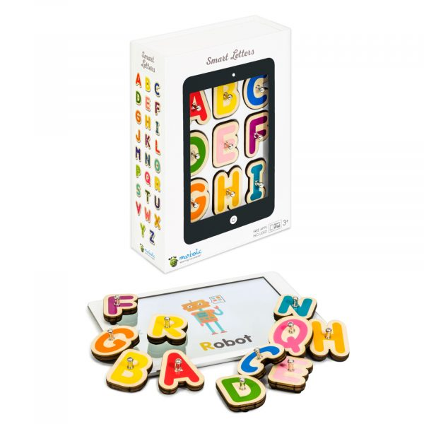 Marbotic Smart Letters packaging