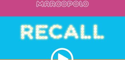 MarcoPolo Recall app