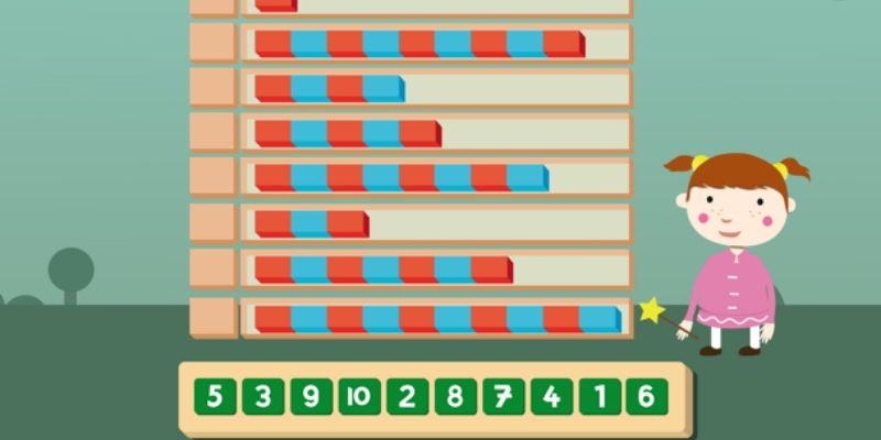 Maternelle Montessori apprendre à compter association quantité symbole