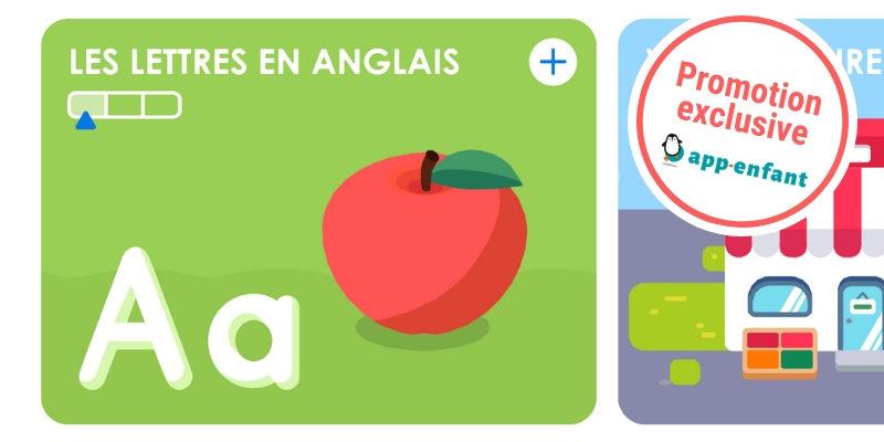 Maternelle Montessori apprendre une langue etrangère app-enfant