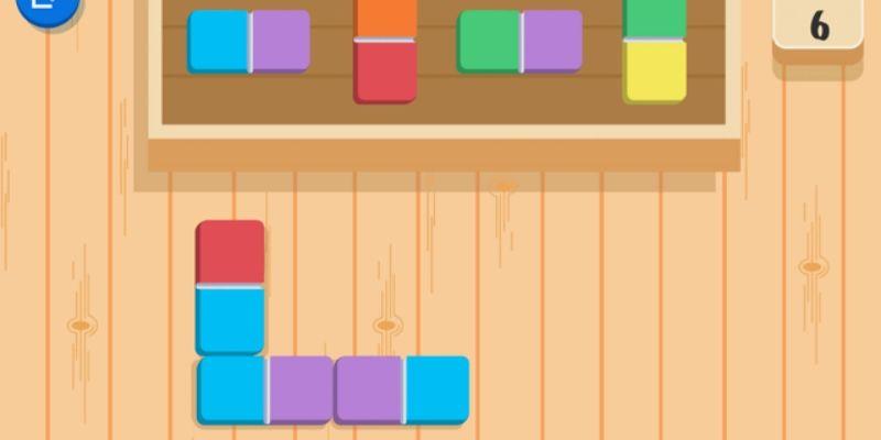 Maternelle montessori domino code pour les enfants