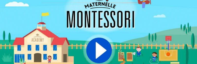 Maternelle Montessori home