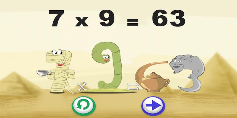 Mathemagics des histoires pour m moriser les multiplications for Multiplication pour enfant