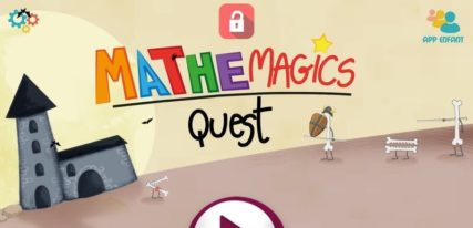 Mathemagics quest application enfant