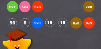 Maths et multiplications app-enfant