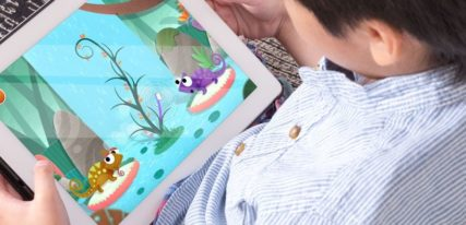 Mazaam application musique App-enfant