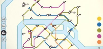 Mini métro application logique