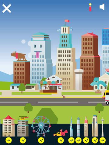 Montessori Math City - ville