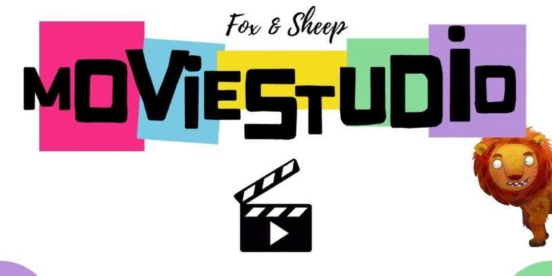 Movie studio app-enfant creation film
