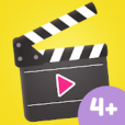 Movie studio application enfant