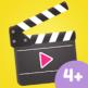 Movie studio application enfant