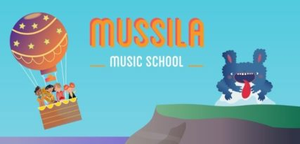 Mussila application apprentissage de la musique