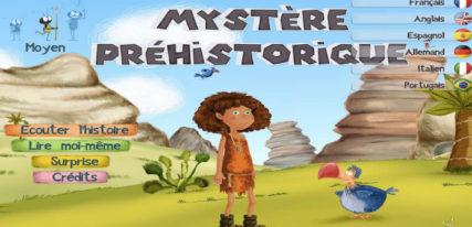 Mystère-Préhistorique