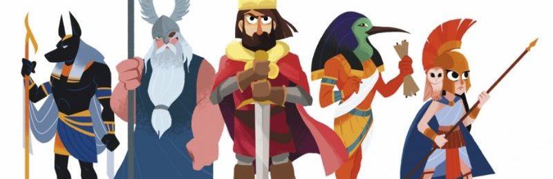 Mythes et légendes Quelle Histoire