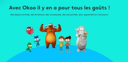 Okoo application enfant France Télévisions