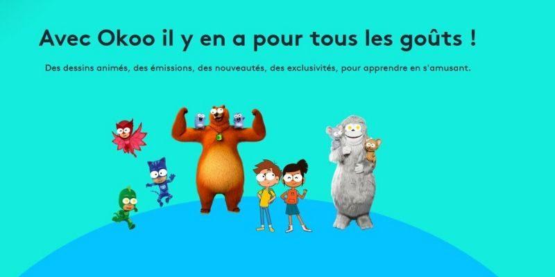Okoo application enfant France Télévisions